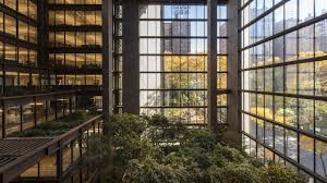 100 Atrium Architects The Iconic Ford Foundation Building In NYC Is Given A