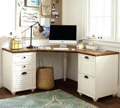 Ikea Hemnes Desk Uk by Well Turned Corner Desk White Photos Home Office Furniture Ikea
