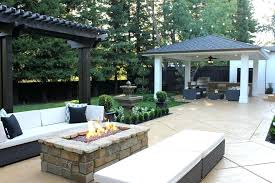 remarkable modern covered patio fireplace designs for your hotel
