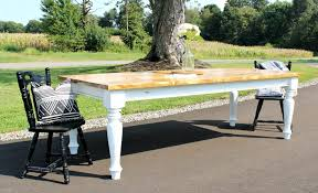 Check Out This Beautiful Distressing On Easy To Build DIY Farmhouse Dining Table