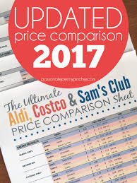 12 Ft Christmas Tree Sams Club by The Ultimate Aldi Costco U0026 Sam U0027s Club Comparison Chart