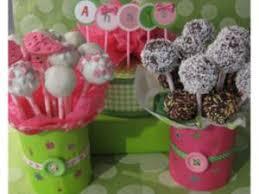 cake pops pour un anniversaire par les tables de taminou