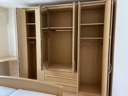 komplettes schlafzimmer mit überbau in 8753 fohnsdorf for