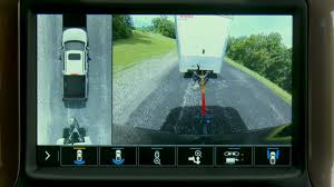 100 Ford Truck Apps Pickup Trucks Are Using Apps Cameras And Other Tech To Make Towing