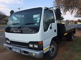 Isuzu NPR 400 4 Ton Roll Back Truck For Sale | Junk Mail