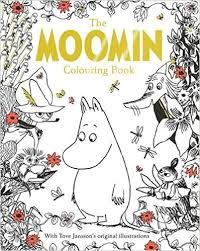 The Moomin Colouring Book Macmillan Classic Books Amazoncouk