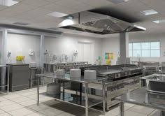 global requirements industrial restaurant kitchens big style