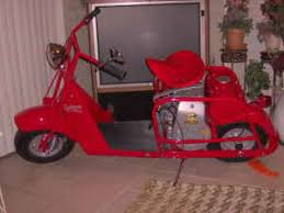Cushman Scooters Are Valuable And Fun To Restore Ride