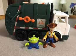 Find More Toy Story Garbage Truck With Woody And Alien For Sale At ... Tanker Trucks Lorries Tank Stock Photos Winross Inventory For Sale Truck Hobby Collector Thomas And Friends Wackmaster Cstruction Fun Toy Trains Kids Best Hot Wheels Monster Jam Sale In Appleton Wisconsin 2018 Metal Tonka Dump Fox Cities Wi 2017 Christmas Acvities Heart Model Car Kits Toysrus Old Tonka Toy Jeep Dump Truck Collectors Weekly Vtech Baby Toot Drivers Vehicles 3car Pack Tech Deck Bonus Sk8shop Zero 96mm Fingerboard Skateboard 6pack Bzeandthemachinsuigclawsripesmonstertruck 0d058a85zoomjpg