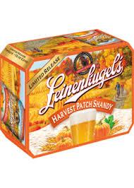 Leinenkugel Pumpkin Spice Beer by Leinenkugel U0027s Harvest Patch Shandy Total Wine U0026 More