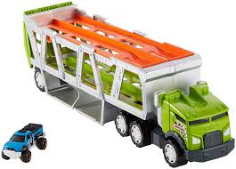 100 Matchbox Car Carrier Truck Amazoncom Adventure Transporter Vehicle Toys Games