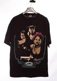 TLC Vintage Rap 95 Tour T Shirt M