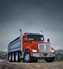 100 Mitchell Medium Truck ZeroEmission T680 With Hydrogen Fuel Cell 5