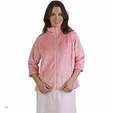 robe de chambre polaire femme zipp veste de chambre femme unique robe de chambre vetements d interieur
