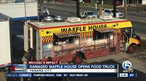 Damaged Waffle House Opens Food Truck After Hurricane Michael - Wptv.com Utah Food Truck Brings Waffles With Love Kennedy Center Offices In Denver Liege Waffle Little Red Houses New Is What Every Southern Party Needs Riya Mehta Packaging House Hits The Road Food Truck Catering Service Chicky Columbus Trucks Roaming Hunger Wagon Is A Family Affair Life Chronlinecom The Belgian Home Golden At Soma Streat Park San Franci Flickr Isnt But It Might Pop Up Near You