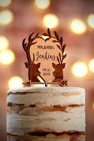 Personal Wedding Cake Toppers Personalized Topper Custom Rustic With Names Personalised Australia