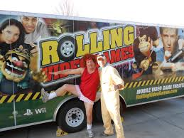 Premier Game Truck Rolling Video Games Mobile Video Game Theater For ... Gametruck Long Island Video Games Lasertag And Bubblesoccer Windy City Game Theater Truck Kids Birthday Party Maryland Therultimate Rolling Party In The Towns Extreme Game Truck 2 Parties Family Block Parties Charlotte Nc Albany Colonie Clifton Park Ny Library What We Do Boston Watertag Trucks Contact Pine Belt Level 10 Missippi