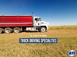 100 Truck Specialties 10 Top Paying Driving For Commercial