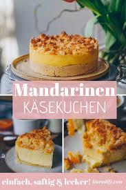 mandarinen schmand kuchen