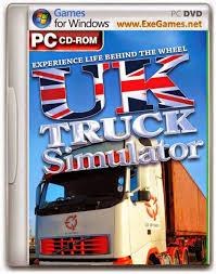 100 Uk Truck Simulator UK PC Game Free Download Full Version ExeGames