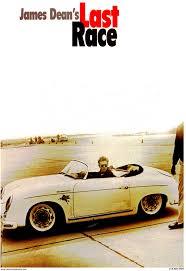 100 James Deans Last Race Vintage Reproduction Racing Posters
