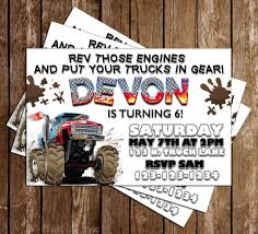 Novel Concept Designs - Monster Truck - Mud Trucks - Birthday Party ... Birthday Monster Party Invitations Free Stephenanuno Hot Wheels Invitation Kjpaperiecom Baby Boy Pinterest Cstruction With Printable Truck Templates Monster Birthday Party Invitations Choice Image Beautiful Adornment Trucks Accsories And Boy Childs Set Of 10 Monster Jam Trucks Birthday Party Supplies Pack 8 Invitations