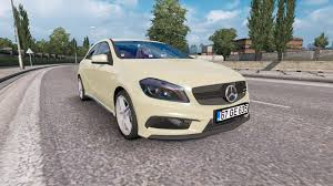 100 Benz Truck 2013 Mercedes A 45 AMG W176 For Euro Simulator 2