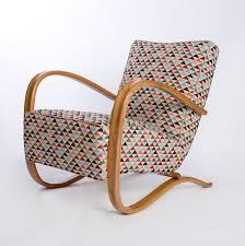 H-269 Streamline Chair By Jindrich Halabala For Spojene UP ...