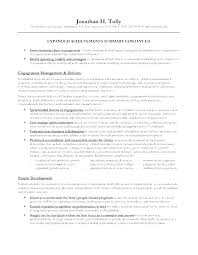 Achievements In Resume Examples Sample Key Skills Samples With