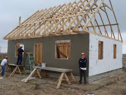 House Building by Splendid Volunteers Build House Together With Type Also House