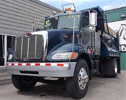 100 Single Axle Dump Truck Genuine Peterbilt 335 Single Axle Dump Truck Proline Pl1112lwii