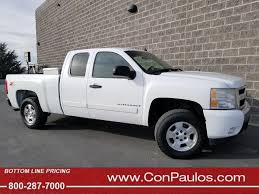 100 Used Work Trucks For Sale By Owner 2008 Chevrolet Silverado 1500 4WD Extended Cab Short Box