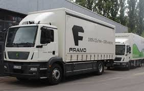 100 Pioneer Trucks DB Schenker Is A Pioneer With The Electric Truck Logistik