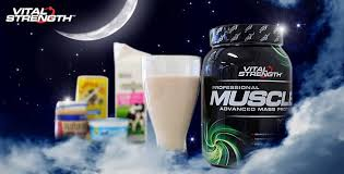 Glutamine Before Bed by Best Protein Shake Before Bed Recipe To Build Mass