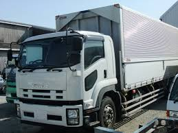 100 Commercial Truck And Van FileISUZU FORWARD White Body Full Cab Short Typejpg