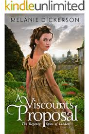 A Viscounts Proposal The Regency Spies Of London Book