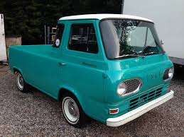100 Econoline Truck 1967 FORD ECONOLINE TRUCK StanfordleHope VW Down Under Limited