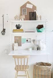 bureau chambre enfant idées pour un coin bureau enfant très déco decouvrirdesign