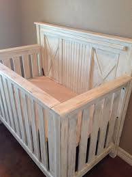 Bedroom Charming Baby Cache Cribs With Curtain Panels And by Rustic Crib Cribs Pinterest Rustic Crib Babies And Nursery