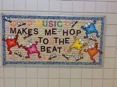 Hall Bulletin Board Music BoardsPoster IdeasDoor