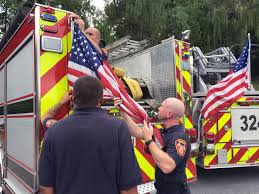 Poughkeepsie, NY - US Flags Ordered Removed From Upstate NY Fire Trucks Cheap Truck Safety Flags Find Deals On Line At Red Pickup Merry Christmas Farm House Flag I Americas Car Decals Decorated Nc State Truck With Flags And Maximum Promotions Inc Flagpoles Distressed American Tailgate Decal Toyota Tundra Gmc Chevy Bed Mount F150online Forums Rrshuttleus Wildland Brush In Front Of American Bfx Fire Apparatus Shots Fired At Confederate Rally Attended By Thousands Cbs Tampa