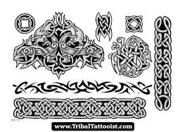 Image Result For Tribal Celtic Cuff Tattoo
