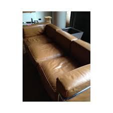 le corbusier canape canapé lc2 le corbusier