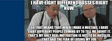 Office Space Boss Quotes
