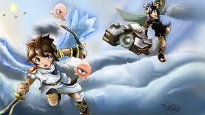 Kid Icarus Uprising By Kjshadows131