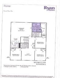 Ryan Homes Venice Floor Plan by Avalon Floor Plan Ryan Home Home Plan