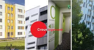 chambre crous equipements et tarifs des logements caen