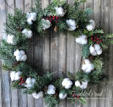 Decorating With Christmas Garland Elegant Tree Wreath Deco Mesh Made By