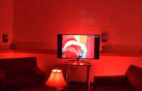 netflix hack controls philips hue lights electronic house