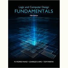 Logic & puter Design Fundamentals 5th Edition